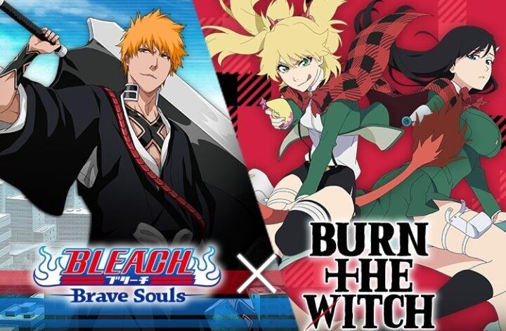 Akan Segera Reborn Anime Bleach Shonen Jump Dan Burn the Witch