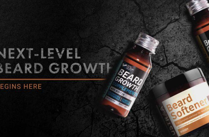 Beard Revital X Menjadi Produk Yang Direkomendasi Untuk Jenggot